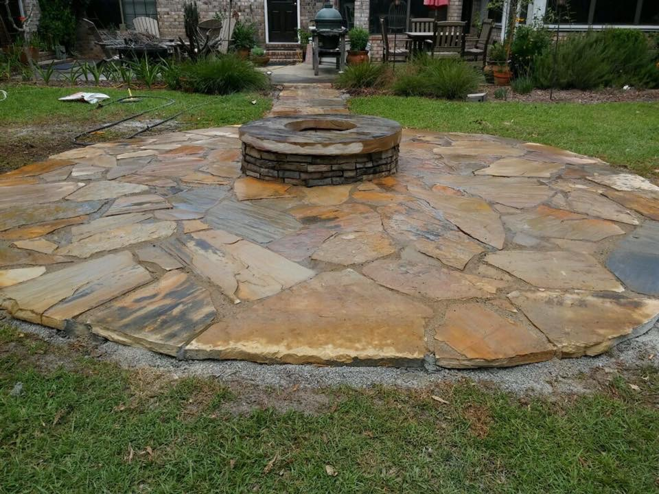 decorative pavers